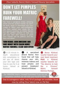 Matric Farewell Marketing and the real reason why so many ...